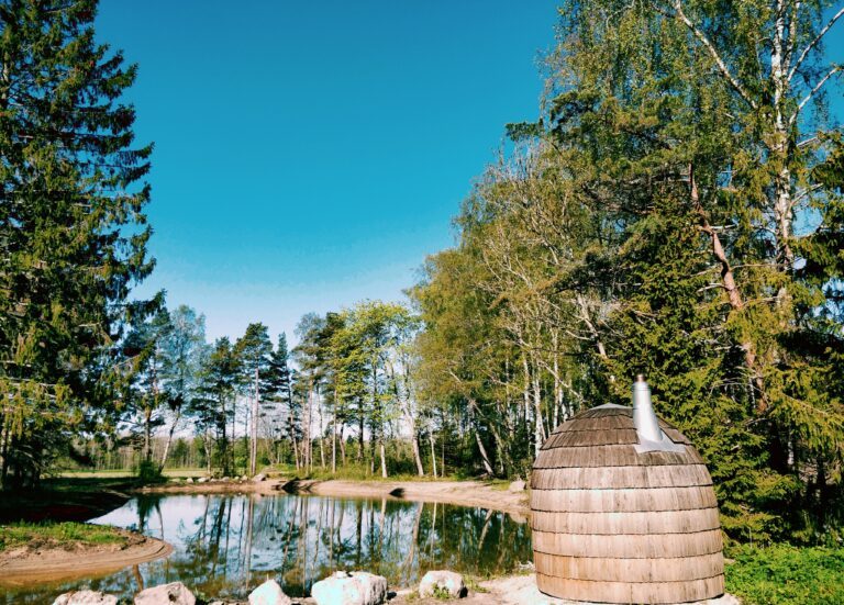 iglusaun Saaremaal